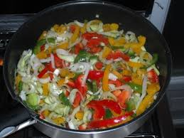 cuisiner le poivron recette foie de veau cuisiné aux poivrons grillés cuisinez foie de