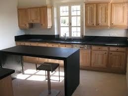 plan de travail cuisine noir paillet plan de travail cuisine noir gallery of plan de travail cuisine