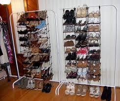 Hanging Shoe Caddy by Best Hanging Closet Shoe Organizer U2013 Home Decoration Ideas
