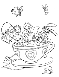 march hare and mad hatter and alice in wonderland alice in