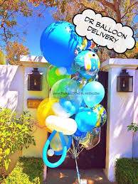 balloon arrangements los angeles pin by dr balloon delivery on baby shower balloon bouquets