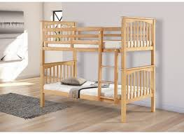 Beech Bunk Beds Bunk Bed Holroyd Jones Homeline Furniture
