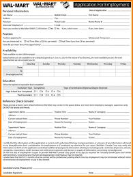 8 walmart job application online form artist resume