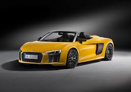 2017 audi r8 spyder price set from u20ac179 000 in germany autoevolution