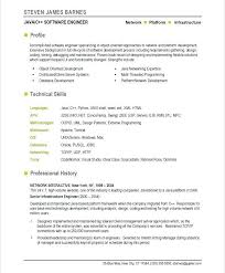 resume profile summary lukex co
