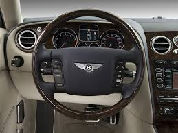 bentley steering wheel image 2008 bentley continental flying spur 4 door sedan steering