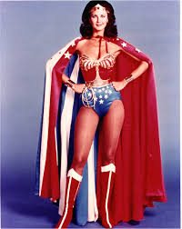 halloween costumes wonder woman lynda carter poses as wonder woman for a studio publicity