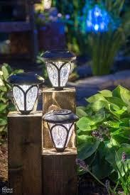 Solar Lights For Patio Solar Pole Lights Outdoor The Magical Solar Light Idea Your