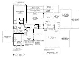 First Floor Master Bedroom Addition Plans Parkview At Warrington The Waterford Ii Home Design