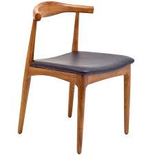 wegner style pp505 cow horn chair multiple colors designer
