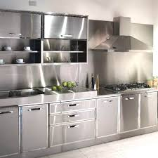 stainless steel kitchen cabinets cost lovely how much do kitchens