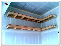 Diy Garage Storage Cabinets Overhead Garage Storage Racks Garagehow To Build Storage Shelves