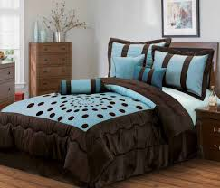 mocha bedding sets u2013 ease bedding with style