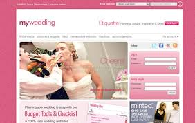 wedding planner website the best websites to plan weddings and events smashing wall