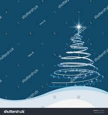 christmas trees and lights christmas tree lights christmas new year stock vector 746713099