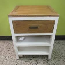Nightstand With Shelves Nightstands U0026 Side Tables Archives Nadeau Raleigh