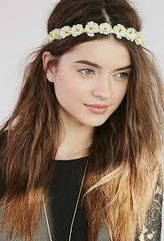 floral headband forever 21 mini floral headband where to buy how to wear