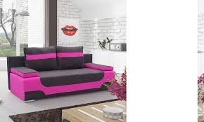 couleur canapé canapé lit pas cher noir et ou bleu ou vert ou orange