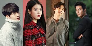 Along With The Gods Iu Won Bin Gong Yoo And Woo Bin Almost Starred In The Hit