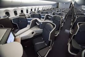 United 787 Seat Map Boeing 787 9 789 Business B E Super Diamond Seat Service