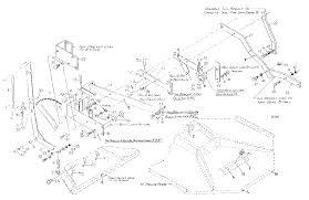 woods 59c 2 ih farmall cub undermount mid mount rotary cutter
