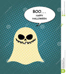 boo happy halloween ghost of pop art and bubble pretty good gh