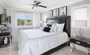 deco chambre lit noir chambre lit noir fabulous cristina laque noir et dore chambre a