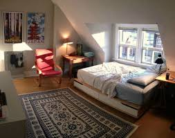 Studio Rooms by Cozy Small Modern Studio Apartment Functional Open Living Space