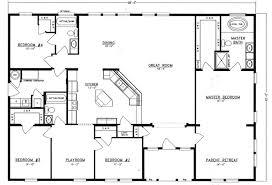 Building Home Floor Plans Metal 40 60 Homes Floor Plans Floor Plans I U0027d Get Rid Of The 4th