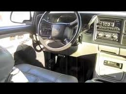 2002 Silverado Interior 2002 Chevrolet Suburban Lt W 220k Miles Start Up Engine And