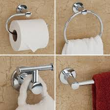 skylark 4 piece bathroom accessory set bathroom hardware sets