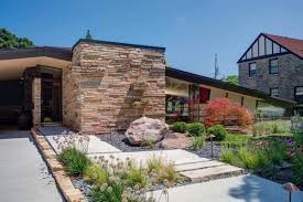 Mid Century Modern Home Midcentury Modern Home With U201cscotch And Music U201d Room And Indoor