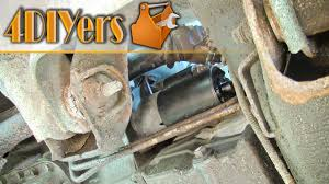 1993 ford ranger starter diy ford ranger starter replacement