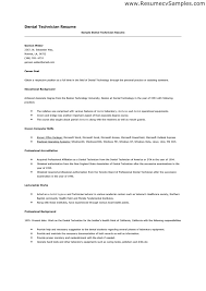 dental technician resume sle 28 images electronics technician