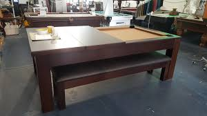Pool Table And Dining Table by Imperial Penelope Dining Pool Table