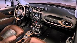 2018 jeep grand wagoneer interior concept youtube