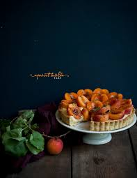 desserts for breakfast apricot brûlée tart with thyme and