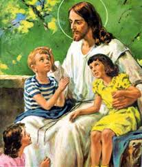 wallpapers jesus and kids sheep children 782745 1212x1114