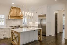 reclaimed white oak kitchen cabinets white kitchen island with reclaimed wood x trim cottage