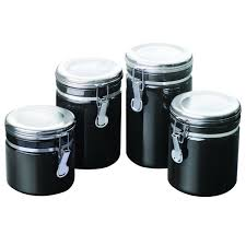 black canister sets for kitchen 100 images amazing fall