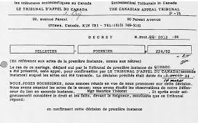 annulation de mariage certificat de nullité de mariage à titre d information