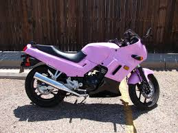2005 kawasaki ninja 250r pink motorcycle car pinterest