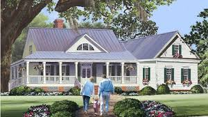 country home with wrap around porch valuable design ideas 9 low country house plans with wrap around