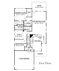 noir hill with loft new home plan plymouth ma pulte homes new