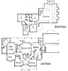 house plans with great kitchens modern beautiful kerala house with plans plan specifications