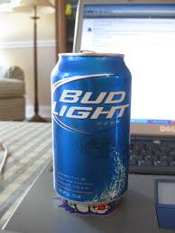 bud light in the can bud light my verbal vomit