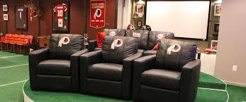 Entertainment Chair Custom Entertainment Furniture Custom Leather Recliner
