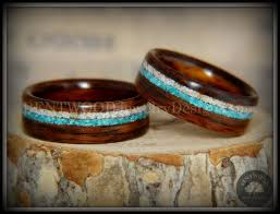 wooden wedding ring sets couples bentwood wood rings bentwood jewelry designs custom