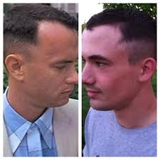 how can i get my hair ut like tina feys my friends new haircut makes him look like forest gump imgur