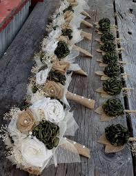 Bouquet Diy Best 25 Silk Flower Bouquet Diy Ideas On Pinterest Silk Wedding